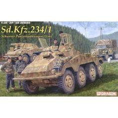Sd.Kfz.234/1 Panzerspähwagen 1/35