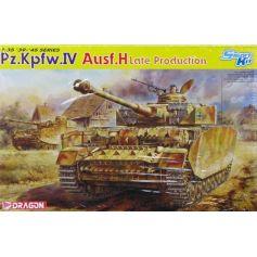 Panzer Iv Ausf.H Tardif 1/35