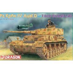 Panzer Iv Ausf.D 1/35