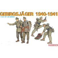 Chasseurs Alpins Allemands 1/35
