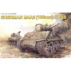 M4a3 105mm Hvss 1/35