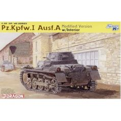 Panzer I Ausf.A 1/35