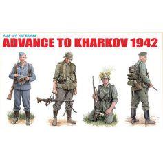 Soldats Allemands Kharkov 1942 1/35