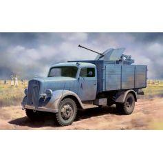 Camion Alld 3t Avec Flak 38 1/35
