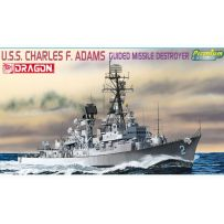 Uss Charles F. Adams Ddg-2 1/700