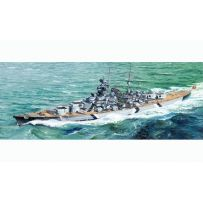 Cuirasse Bismarck Premium 1/700