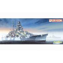 Cuirasse Tirpitz 1/700