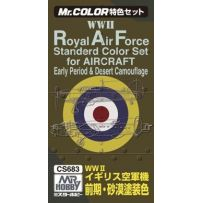 Royal Air Force Wwii Early Mat