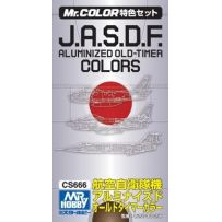 J.A.S.D.F. Aluminized Old-Timer Semi-Brillant