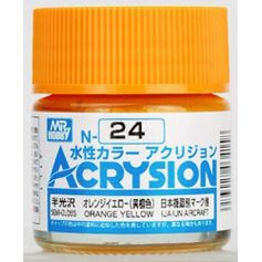 Acrysion (10 ml) Orange Yellow