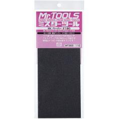 Mr. Waterproof Sand Paper 180 X4