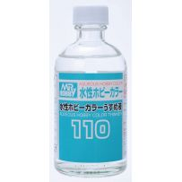 Mr. Aqueous Hobby Color Thinner 110 (110 ml)