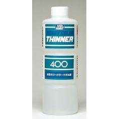 Mr. Aqueous Hobby Color Thinner 400 (400 ml)
