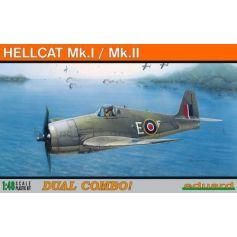 Hellcat Mk.I/Mk.Ii Dual Combo 1/48