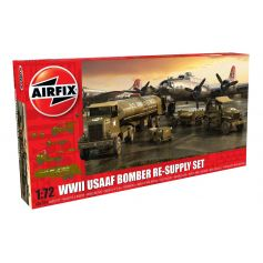 USAAF 8th Air Force Bomber Resupply Set 1/72
