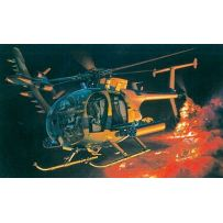 DRAGON 3527 1/35 AH-6J LITTLE BIRD NIGHTSTALKERS 1/35
