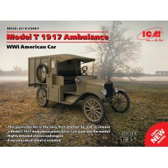 Ford Model T Ambulance 1/35