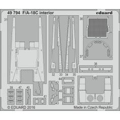 F/A-18c Interior 1/48