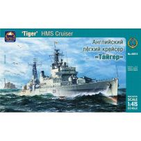 ARK MODELS 40012 HMS TIGER BRITISH LIGHT CRUISER 1:415