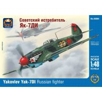 ARK MODELS 48004 YAKOVLEV YAK-7DI RUSSIAN FIGHTER 1/48