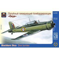 "Blackburn ""Skua"" Mk.II British carrier-borne dive bomber 1/72"