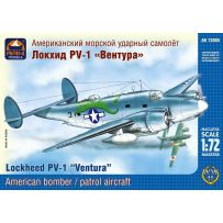 ARK MODELS 72005 LOCKHEED PV-1 VENTURA AMERICAN BOMBER PATROL AIRCRAFT 1/72