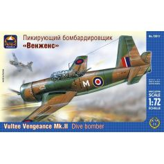 ARK MODELS 72017 VULTEE A-31 VENGEANCE MK.II AMERICAN DIVE BOMBER 1/72