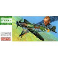 Bf109 K-4 Hartmann's Final Combat 1/72