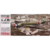 Ija Kawasaki Type5 Tony Bubble Canopy 1/72