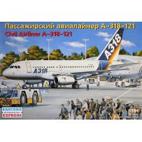Airbus A318-121 1/144