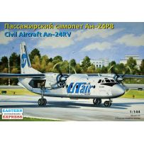 Antonov An-24b-V Utair 1/144