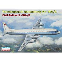 Liyushin Il-18a/B 1/144