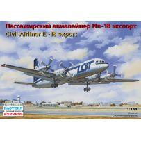 Liyushin Il-18 1/144