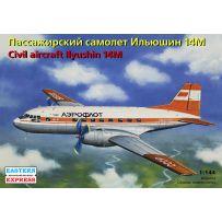 Liyushin Il-14m 1/144