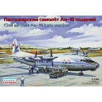 Antonov An-10a 1/144