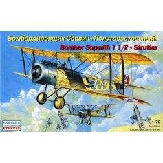 Sopwith1-1/2 Bomber 1/72