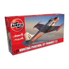 Hunting Percival Jet Provost T.3/T.3a 1/72