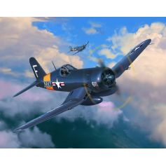 Model Set F4U-4 Corsair 1/72