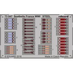 Seatbelts France Wwi Steel 1/72