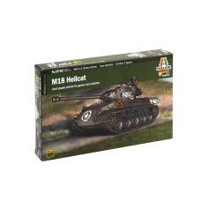 Tank M18 Hellcat 1/56