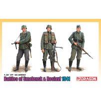 DRAGON 6791 SOLDATS ALLEMANDS SMOLENSK / ROSLAVL 1941 1/35
