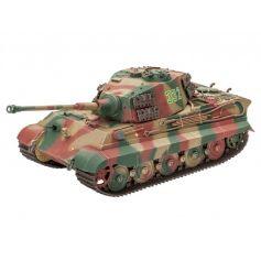 Tanktiger Ii Ausf.B 1/35