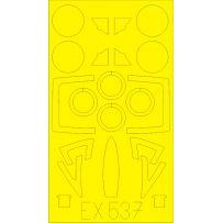 EDUARD EX537 MIG-27 RECOMMANDÉ POUR TRUMPETER 1/48