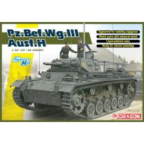 DRAGON 6844 1/35 Pz.Bef.Wg.III Ausf. H (Smart Kit)