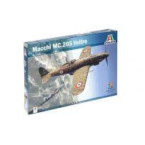 ITALERI 2765 MACCHI MC.205 VELTRO 1/48
