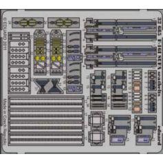 F-16i Sufa Seatbelts 1/32
