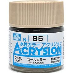 GUNZE N085 ACRYSION 10 ML SAIL COLOR A L'UNITE