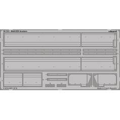 M4a3e8 Fenders 1/35