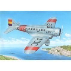 Frrom Fr0033 Delta Over Spain 1/72