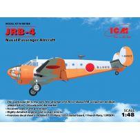 ICM 48184 NAVAL PASSENGER AIRCRAFT BEECHCRAFT JRB-4 1/48